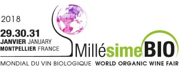 Salon Millésime Bio 2018